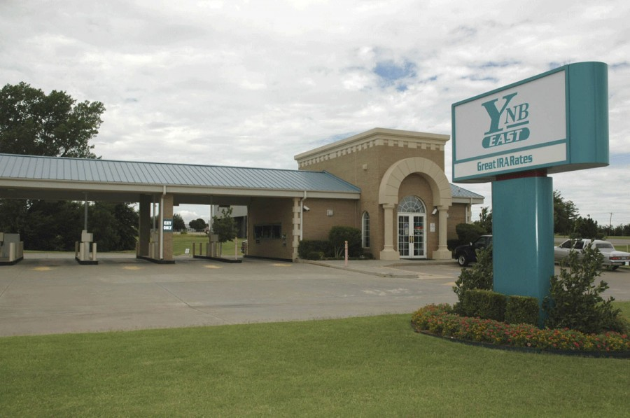 YNB East location exterior view