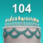 Celebrating 104 Years!